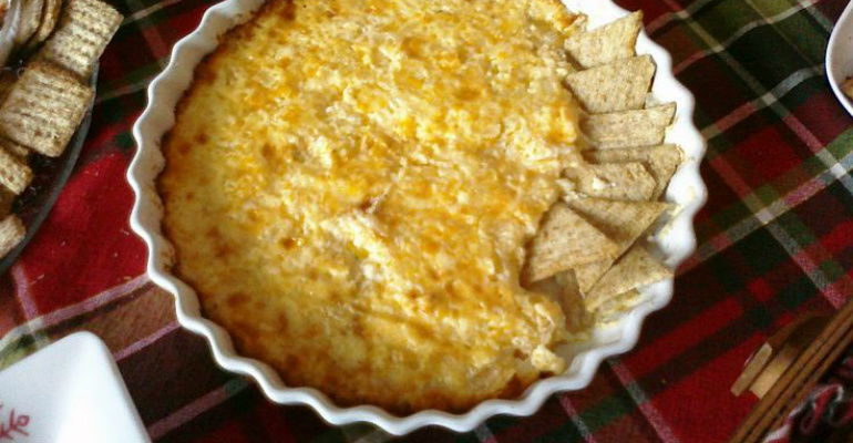 how to make onion dip