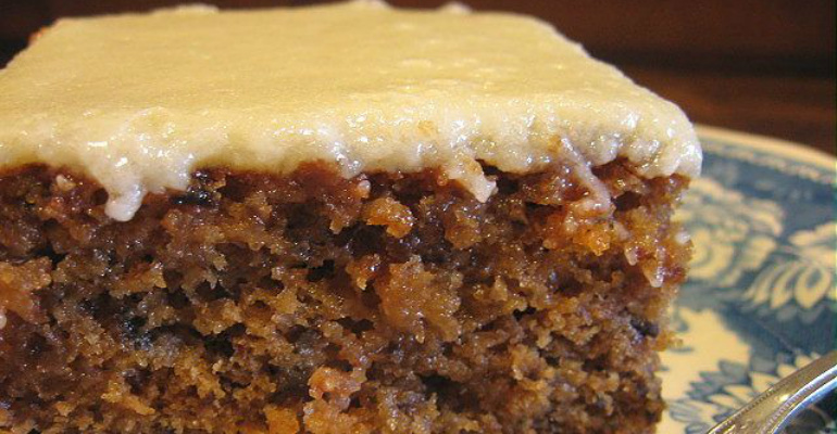 Try This Prune Cake With Homemade Orange Icing Page 2 Of Recipe Roost