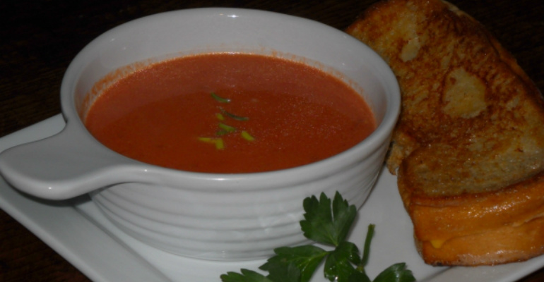 Hot, Savory, Creamy Tomato Soup! - Page 2 of 2 - Recipe Roost