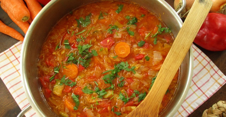 6 delicious weeknight meals spicy cabbage soup
