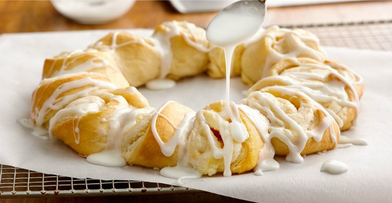 Luscious Lemon Crescent Rolls Will Put A Pucker On Your Puss And A Smile In Your Heart Page 2