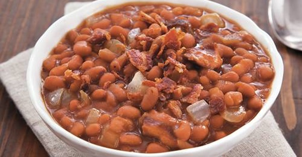 Mom's Good Old Short And Sweet Baked Beans That I Love ...