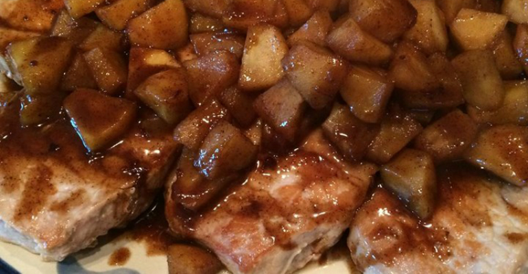 Must Have Caramel Apple Pork Chops - Page 2 of 2 - Recipe ...
