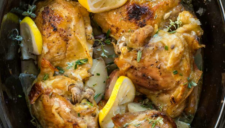 Nov 17,  · Slow Cooker Creamy Lemon Chicken bucks the general rule of thumb I live by with slow cooker chicken recipes. I almost NEVER add chicken breast to a slow cooker. My Slow Cooker Thai Peanut Chicken is one of the only exceptions on the site along with Slow Cooker Indian Butter Chicken. This recipe /5(11).