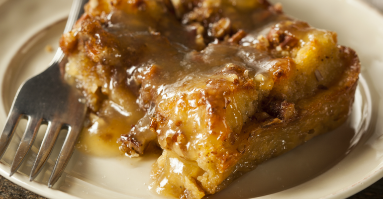Drunken Bourbon Bread Pudding A New Orleans Specialty Page 2 Of 2 Recipe Roost