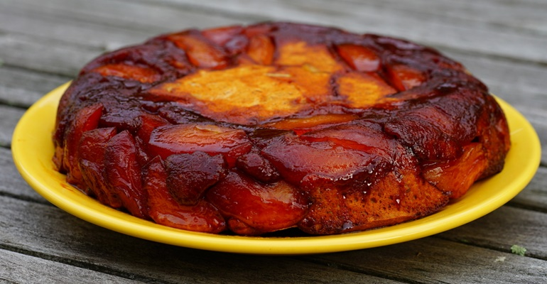 7 delicious cake recipes upside down caramelized apple cake