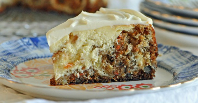 Carrot Cake Recipes Without Baking Soda