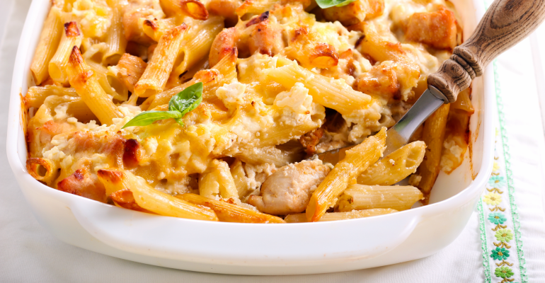 6 delicious weeknight meals cheesy chicken pasta casserole